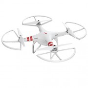 DJI-Compatible-with-DJI-UAV-Aerial-Quadcopter-Drone-White-Set-of-Four-0-6