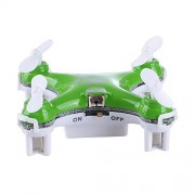 ELENKER-Quadcopter-Drone-RC-Helicopter-Quad-Copter-Toy-Micro-Mini-Nano-Size-3D-Flip-Air-Light-Show-6-Axis-Gyro-4-Channels-Radio-Control-Mini-CX-10-CX-10-24g-Controle-Remoto-Airplane-RTF-LED-Light-0-10