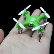 ELENKER-Quadcopter-Drone-RC-Helicopter-Quad-Copter-Toy-Micro-Mini-Nano-Size-3D-Flip-Air-Light-Show-6-Axis-Gyro-4-Channels-Radio-Control-Mini-CX-10-CX-10-24g-Controle-Remoto-Airplane-RTF-LED-Light-0-9