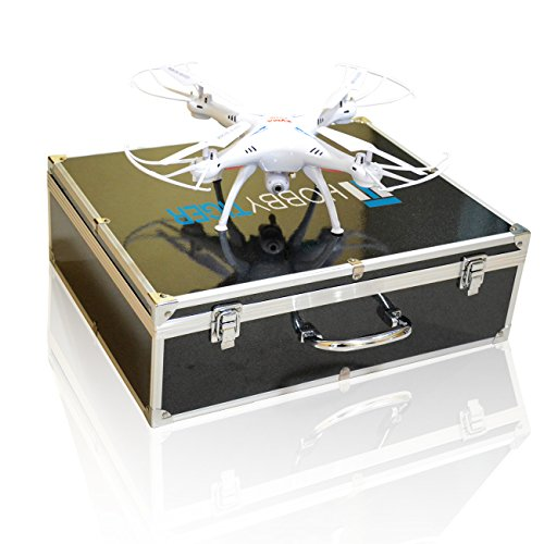 HOBBYTIGER-Aluminum-Rim-Carrying-Case-for-Syma-X5C-X5C-1-X5SC-X5SC-1-X5SW-X5SW-1-RC-Drone-Quadcopter-Parts-0-5