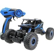 Hugine-24Ghz-RC-Rock-Crawler-4-WD-Monster-Truck-Off-Road-Vehicle-Toy-0-0