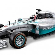 Maisto-124-Scale-Mercedes-AMG-Petronas-Team-2014-Season-Remote-Control-F1-Car-Driven-by-Lewis-Hamilton-0-0