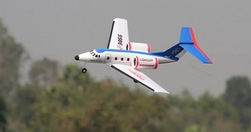 New-2-CH-Air-Earl-Radio-Remote-Control-Electric-RC-Airplane-Jet-RTF-by-BANANA-0