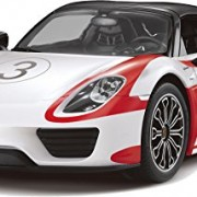 PORSCHE-918-SPYDER-PERFORMANCE-REMOTE-CONTOL-RC-CAR-THE-ULTIMATE-SPORTS-CAR-WHITE-1-0-0