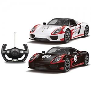 PORSCHE-918-SPYDER-PERFORMANCE-REMOTE-CONTOL-RC-CAR-THE-ULTIMATE-SPORTS-CAR-WHITE-1-0