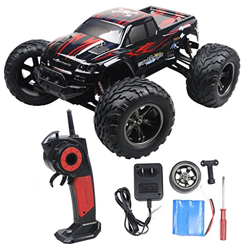 RC-Car-24Ghz-45kmh-Remote-Control-Race-Cars-Truck-Buggy-Truggy-2-Wheel-Drive-Off-road-Vehicle-Toy-Radio-Controlled-Rock-Crawle-112-Proportion-0