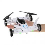 SY-X25-4CH-6-Axis-Gyro-Air-Gronud-RC-Flying-Car-with-20MP-Camera-360-Degree-Flips-Auto-Return-Function-and-Extra-Solar-Cockroach-0-3