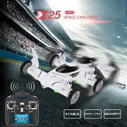 SY-X25-4CH-6-Axis-Gyro-Air-Gronud-RC-Flying-Car-with-20MP-Camera-360-Degree-Flips-Auto-Return-Function-and-Extra-Solar-Cockroach-0-4