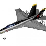 Silverlit-X-Twin-F18-Hornet-2-Channel-Radio-Control-Aeroplane-Colour-and-Frequency-Varies-0-0