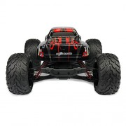 Visionlight-RC-CARS-30MPH-112-Scale-RTR-Remote-control-Brushed-Monster-RC-Vehicle-Truck-Off-road-Car-Big-Foot-2WD-W24G-Red-0-0