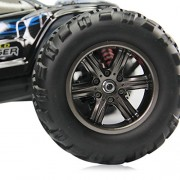 Visionlight-RC-CARS-30MPH-112-Scale-RTR-Remote-control-Brushed-Monster-RC-Vehicle-Truck-Off-road-Car-Big-Foot-2WD-W24G-Red-0-6
