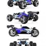 YIMAN-RC-Remote-Control-Car-High-Speed-with-4WD-Shaft-Drive-Truck-Race-Off-road-Vehicle-Roadster-Toy-0-0