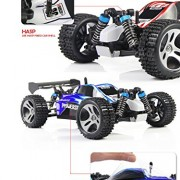 YIMAN-RC-Remote-Control-Car-High-Speed-with-4WD-Shaft-Drive-Truck-Race-Off-road-Vehicle-Roadster-Toy-0-1