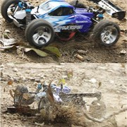 YIMAN-RC-Remote-Control-Car-High-Speed-with-4WD-Shaft-Drive-Truck-Race-Off-road-Vehicle-Roadster-Toy-0-3