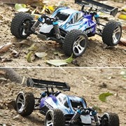 YIMAN-RC-Remote-Control-Car-High-Speed-with-4WD-Shaft-Drive-Truck-Race-Off-road-Vehicle-Roadster-Toy-0-5