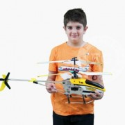 Flying-Gadgets-Large-3-Channel-24ghz-Remote-Control-RC-Gyroscope-Helicopter-For-Adults-Children-Yellow-0