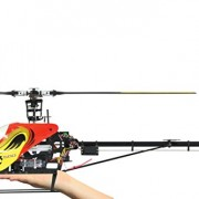 Jamara-031566-Helicopter-RC-E-Rix-500-Carbon-RTF-Gas-Right-Flown-In-Including-24-GHz-Remote-Control-0