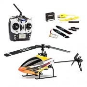 Top-Race-TR-807-Mini-4-Channel-Single-Propeller-Professional-RC-Helicopter-RTF-IndoorsOutdoors-0-0