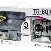 Top-Race-TR-807-Mini-4-Channel-Single-Propeller-Professional-RC-Helicopter-RTF-IndoorsOutdoors-0-2