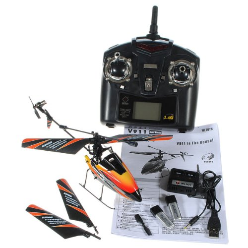 V911-4CH-4-Channel-24GHz-Mini-Radio-Single-Propeller-RC-Helicopter-RC-helicopter-0